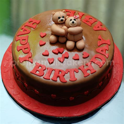 kek birthday bear  abie prettysmallbakery