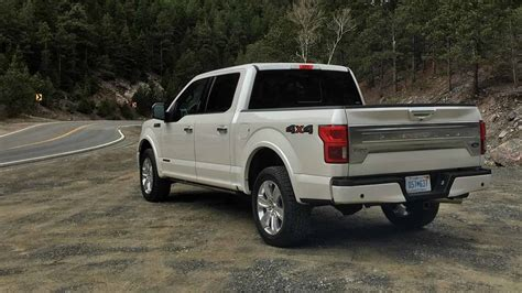 2018 Ford F-150 Power Stroke Diesel First Drive