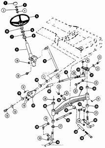 Snapper 1600a  80124  16 Hp Gear Drive Garden Tractor  Mf