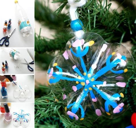 17 recycled craft ideas for christmas tree ornaments diy home sweet home adorable recycled christmas ornaments