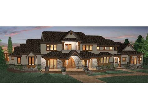Six Bedroom House Plans by Eplans Prairie House Plan Six Bedroom Prairie 5155