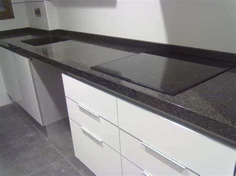 encimera granito negro sudafrica marmoles vedat slu