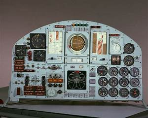 X-15 #3 Control Panel | NASA