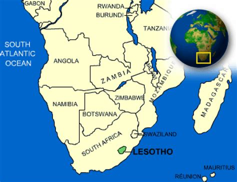 Lesotho Facts, Culture, Recipes, Language, Government