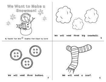 preschool winter worksheets printables snowman printable