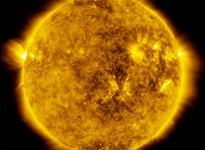 Eclipse Partial Solar Space Stunning