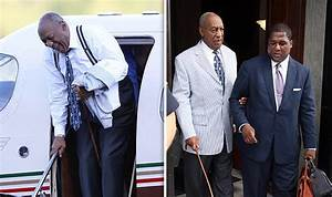 Bill Cosby was seen stepping of plane unaided, accused ...