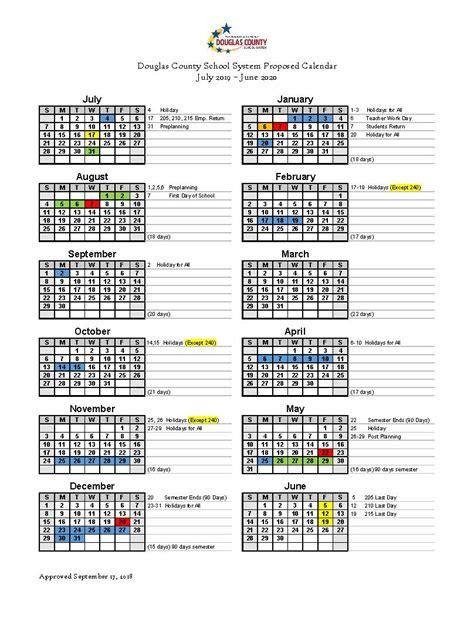 home douglas county school system