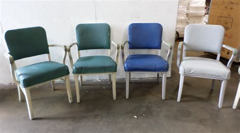 vintage mid century modern steelcase chairs ebay