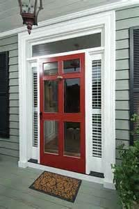 doors amp windows red screens storm doors screens storm doors home depot storm doors security