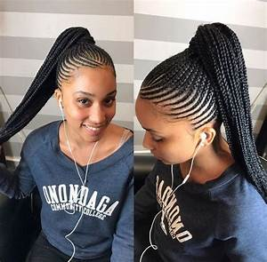 Black Ponytail Hairstyles, Best ponytail hairstyles for black hair