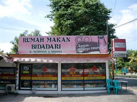 rumah makan bidadari rumah makan favorit  jembrana
