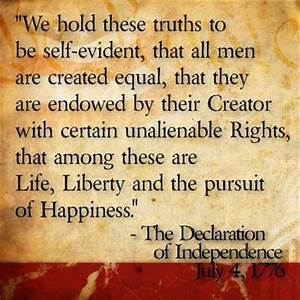 Declaration of Independence quote - Happy Independence Day ...