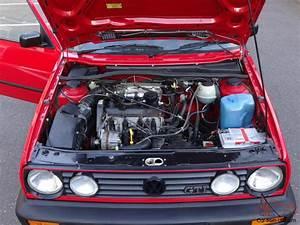 Beautiful 1991 Volkswagen Golf Gti Red 56k Miles