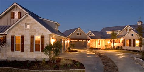 hill country custom home builder authentic custom homes