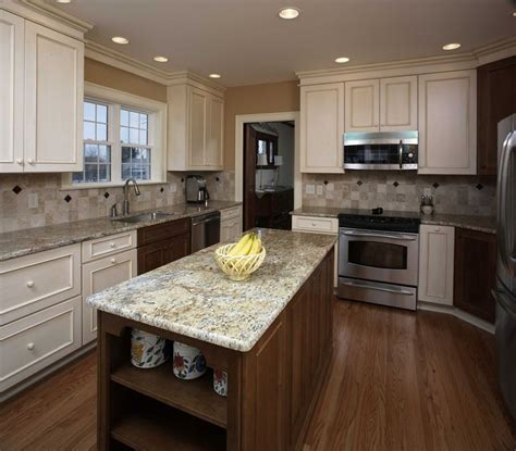 backsplashes for kitchen counters kitchen island design ideas photos and descriptions 4282