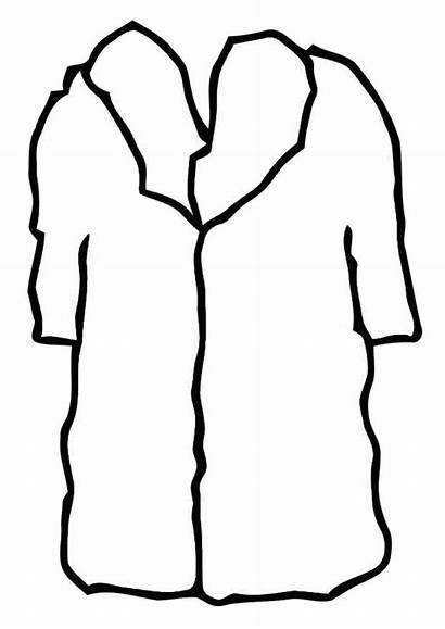 Mantel Coloriage Colorear Manteau Kleurplaat Disegno Malvorlage
