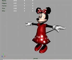 Minnie Mouse Möbel : 3d model minnie mouse aaa cgtrader ~ A.2002-acura-tl-radio.info Haus und Dekorationen