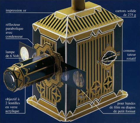 jouet optique la lanterne magique en kit