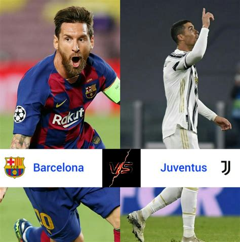 Barcelona Vs Juventus Squad, Todays Match 2020 – BollyTrendz