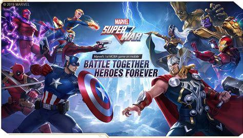 marvel super wars closed beta test starts today ph