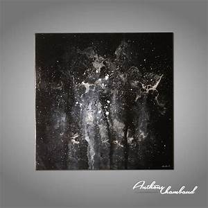 Tableau Moderne Noir Et Blanc : tableau xxl noir et blanc bricolage maison et d coration ~ Teatrodelosmanantiales.com Idées de Décoration