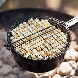 Pfanne Für Grill : popcorn pfanne f r grill und lagerfeuer online kaufen online shop ~ Orissabook.com Haus und Dekorationen