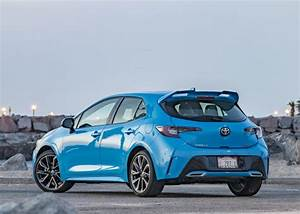 2021 Toyota Corolla Hatchback First Review