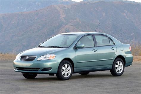 Compare 2005 toyota corolla different trims 2005-2008 Toyota Corolla/Matrix Photo Gallery - Autoblog