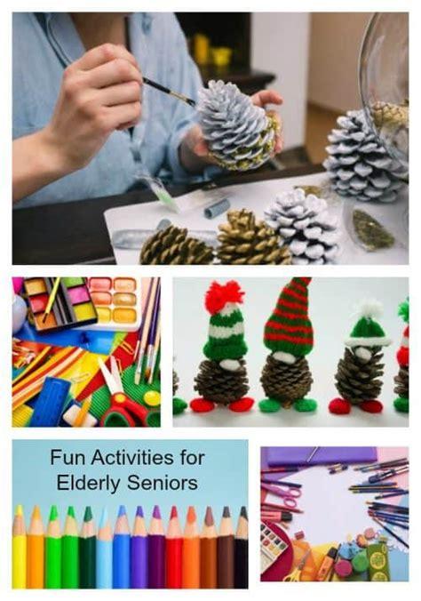 fun activities  elderly seniors   life