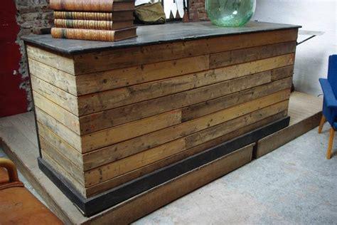 fabriquer bar cuisine fabriquer un composteur 14 plan bar en palette de bois