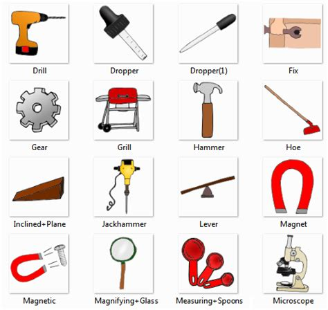 mechanical equipments list tools names list of tools names of tools with picture