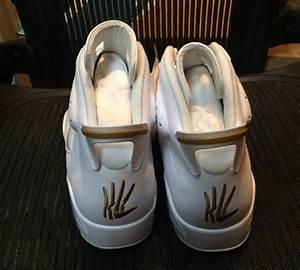 Kawhi Leonard Shows Off New Logo on Air Jordan VI PE (PHOTO)