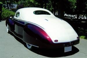 1941 Lincoln Zephyr Custom 3-window Coupe