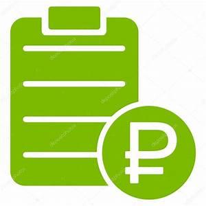 Rouble Price List Icon — Stock Vector © ahasoft #92863332