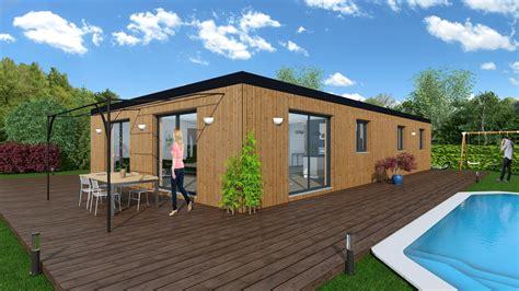 atelier cuisine maison bioclimatique sycomore nordi bois construction