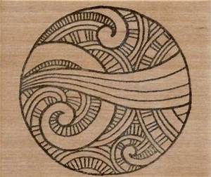 maori wave stamp cards theme | tattoo ideas and gorgeous ...