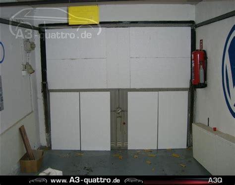 Garagentor Isolieren  Dach, Dämmung, Fenster, Fassaden