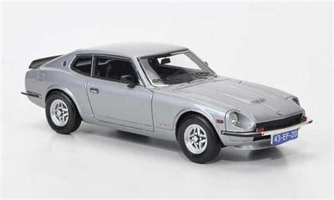 Miniature Datsun by Datsun 260z Miniature 2 2 Grise Grise 1975 Neo 1 43