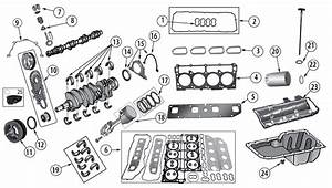 Diagrama Motor Jeep Xk  Xh Commander 2006  2010