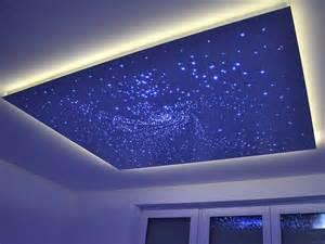 sternenhimmel badezimmer led kristall sternenhimmel kinderzimmer ritter led