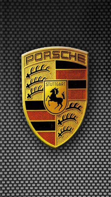 porsche emblem wallpaper wallpapersafari