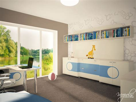 original childrens bedroom design showcasing vibrant