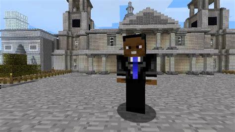 minecraft skins president barack obama youtube
