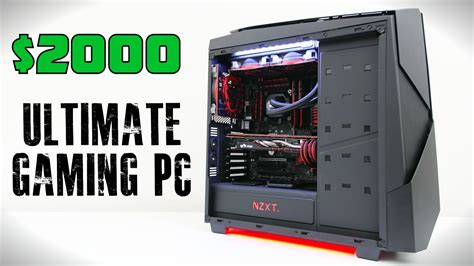 pc gaming 2000 build ultimate