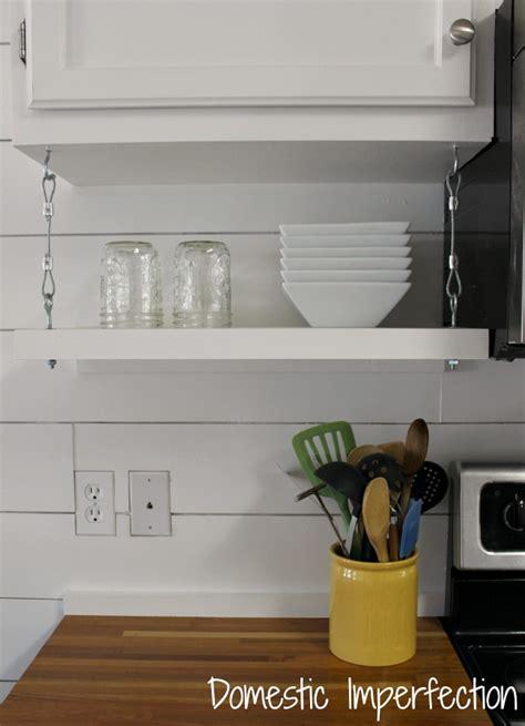 raise  kitchen cabinets   ceiling