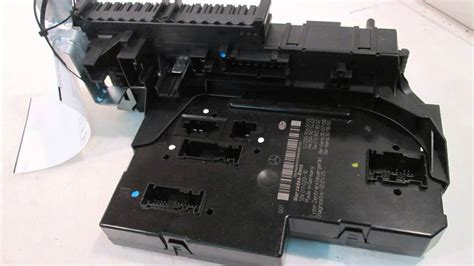 2011 mercedes c300 sam mod fuse box 2049060505 mbiparts used oem mercedes parts disma