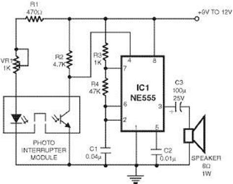 smoke detector   timer circuitcircuit diagram world