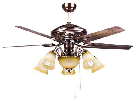 modern bedroom ceiling fans large bedroom ceiling fan lights with brass finish