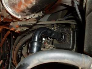 2003 Mazda B3000 P  U 3 0 Engine  Vacuum Leak At Rear Of